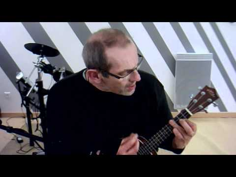 Bee Gees How Deep Is Your Love Ukulele Cover Youtube