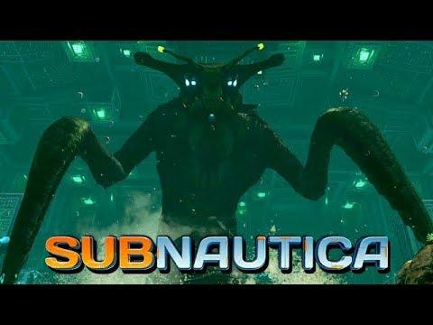 Subnautica Full Release Gameplay German #23 - Gigantische Kreatur