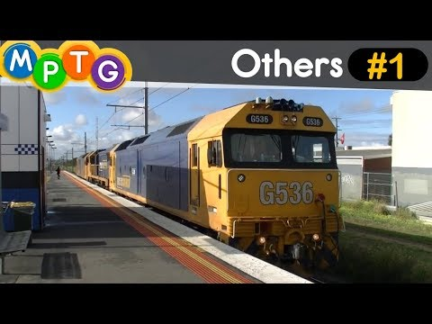 Freight trains and locomotives in Victoria (Others #1)
