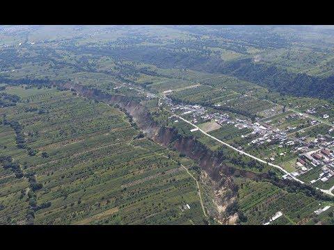 NO ES VIDEO DE ALARMA, SE EXPLICA PORQUE México sufre volcanes y terremotos por Placas Tectónicas