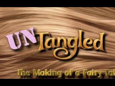 Imagining Disney's Tangled (Full Documentary)