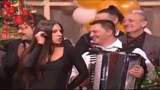 Sandra Afrika - Devojacki san - Novogodisnji program - (TV Pink 2015)