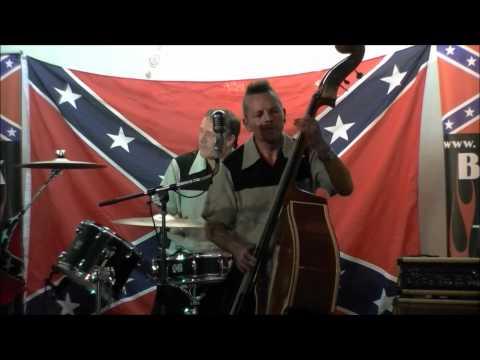 Black Cat Trio ''Blue Moon Baby'' @ Rock'n'Roll Nottingham