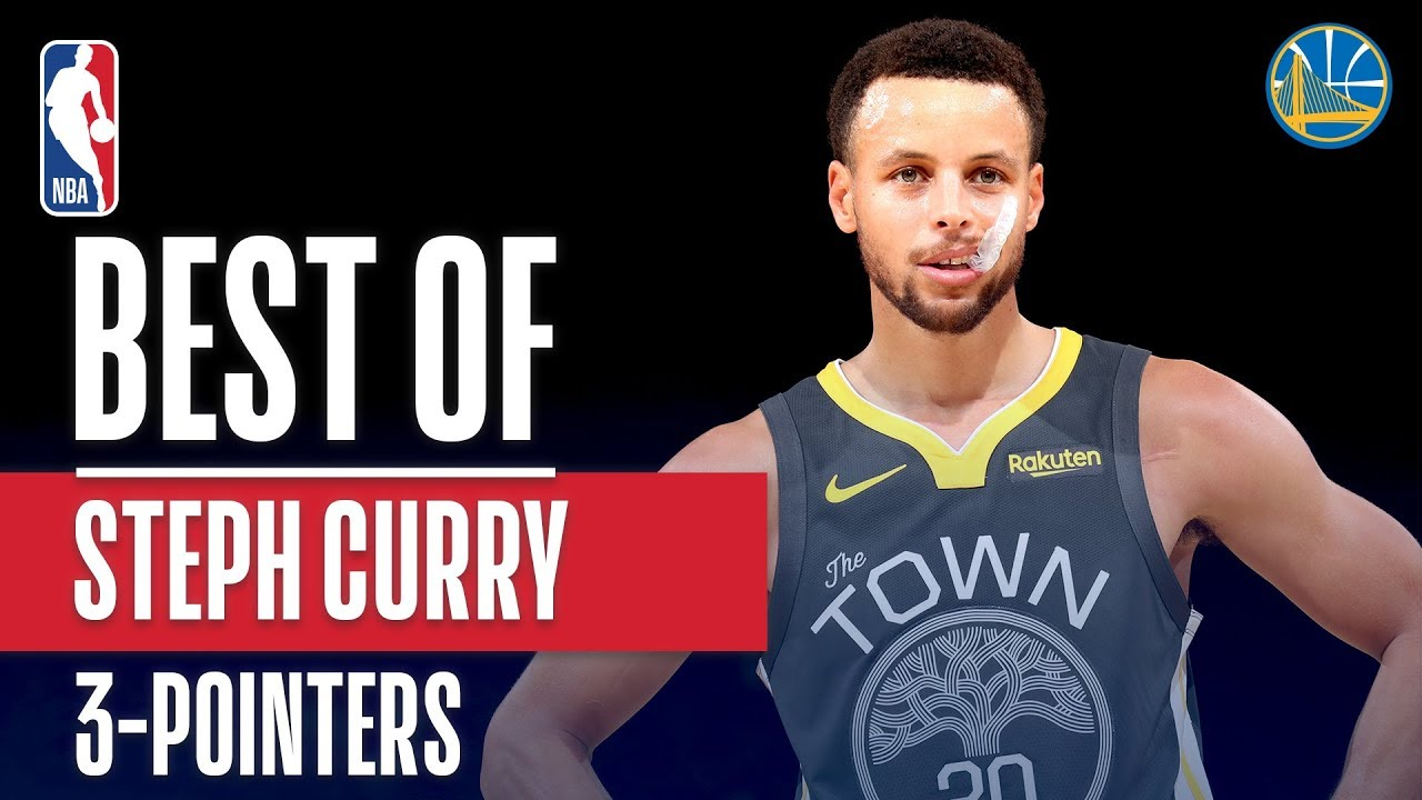 d8154f4e70d1 Best of Stephen Curry s Three Pointers Through The First 6 Games ...