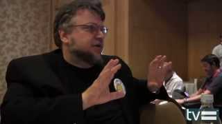 Guillermo del Toro Interview - The Strain (FX)