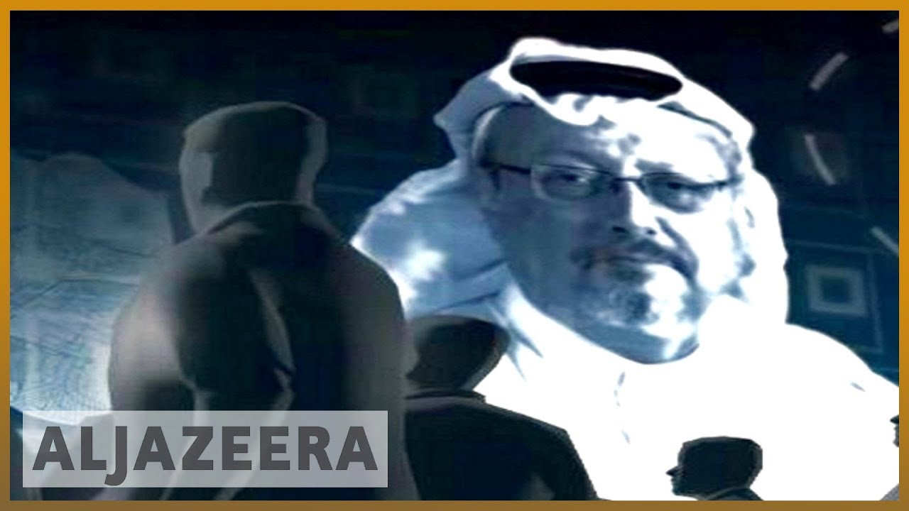 Download The Jamal Khashoggi murder reconstructed