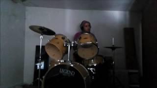 No me Olvides- La Beriso- Drumcover