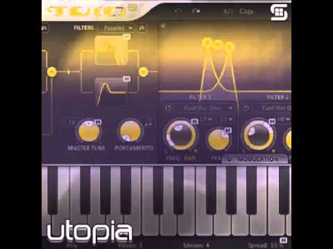 [Demo] - Sonic Elements Utopia For FABFiLTER TWiN 2 FFP