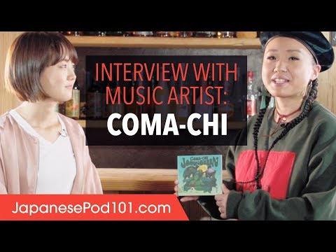 Exclusive Interview with Japanese Music Artist COMA-CHI