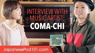Exclusive Interview with Japanese Music Artist COMA-CHI - Lyric Lab