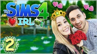 The Sims 4 - OUR DREAM HOME! | Sims 4 IRL Ep.2