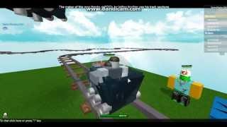 IM FROZEN roblox waterslides 2