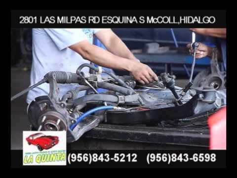 La Quinta Auto Parts >> La Quinta Auto Parts Hidalgo Tx Youtube