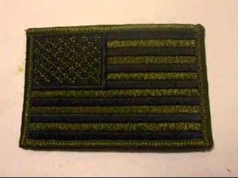 Before You Buy A USA Flag Patch