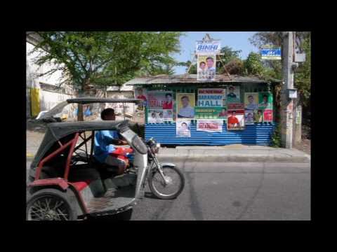 A little walking in Cabanatuan city 2010
