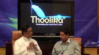 Face to Face with Pastor Raju Poovakala