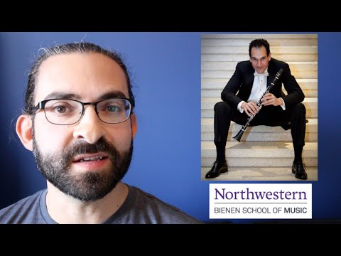 Mark Nuccio's Northwestern Appointment