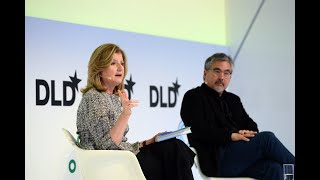 Rest!!! (Alex Soojung-Kim Pang, author & Arianna Huffington, Thrive Global) | DLD17