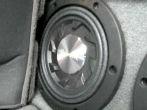 pioneer shallow mount subwoofers 8 inch