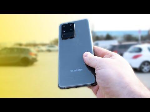 Samsung Galaxy S20 Ultra 5G - ОБЗОР ЛУЧШЕГО ФЛАГМАНА 2020 ГОДА!