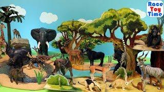 Safari Animal Toys