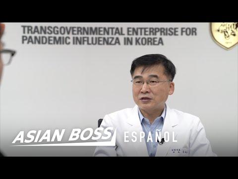 Tienen que escuchar a este experto de COVID-19 de Corea del Sur   Asian Boss Español