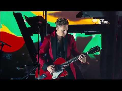 Depeche Mode: Lisbon, Portugal 2017 remaster