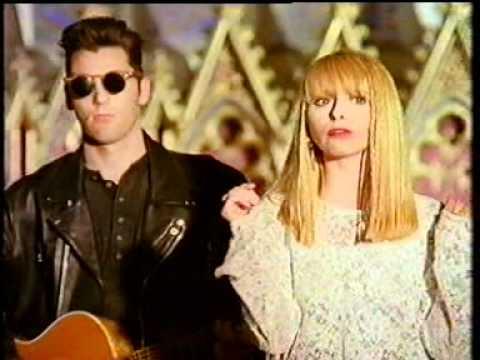 J. J. - Slide Away (Promo Video 1990) (Jan Johnston)