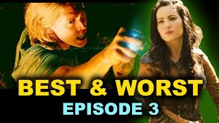 The Shannara Chronicles Episode 3 REVIEW aka REACTION - Fury - Beyond The Trailer