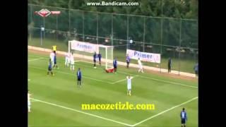 Gaziantep B.Ş. BLD.Spor - Manisaspor (Özet)