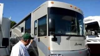 2006 Winnebago Journey 36' Class A Motorhome