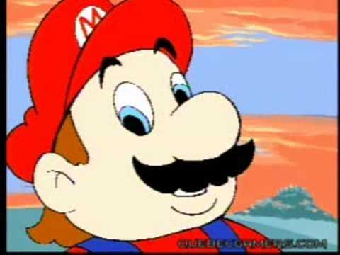Mario And Luigi's Gay Orgy