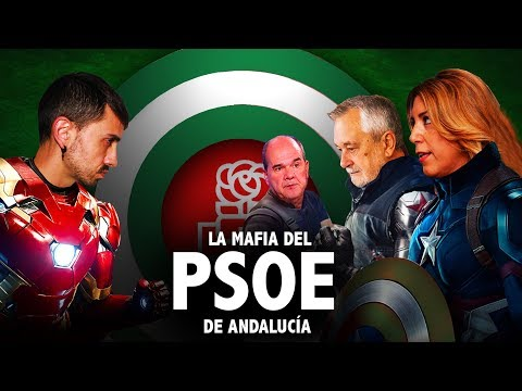 La mafia del PSOE de Andalucía - InfoVlogger