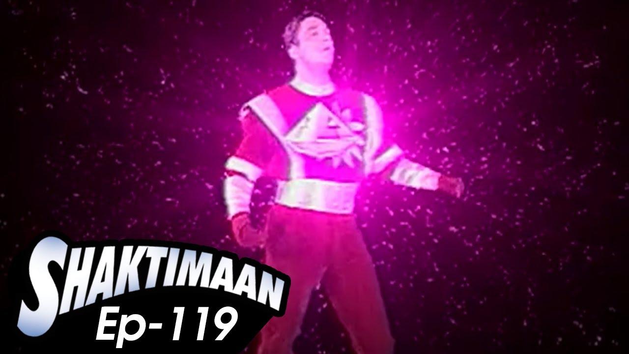 Superhero Episode 119   शक्तिमान की ऊर्जा अँधेरा कायम रहे   Hindi Kahaniya for Kids  Hindi TV Serial