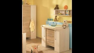 Nice Baby Room Furniture Set