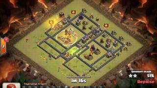 Th10 BoNer attack - How to Bowler + Miner at TH10