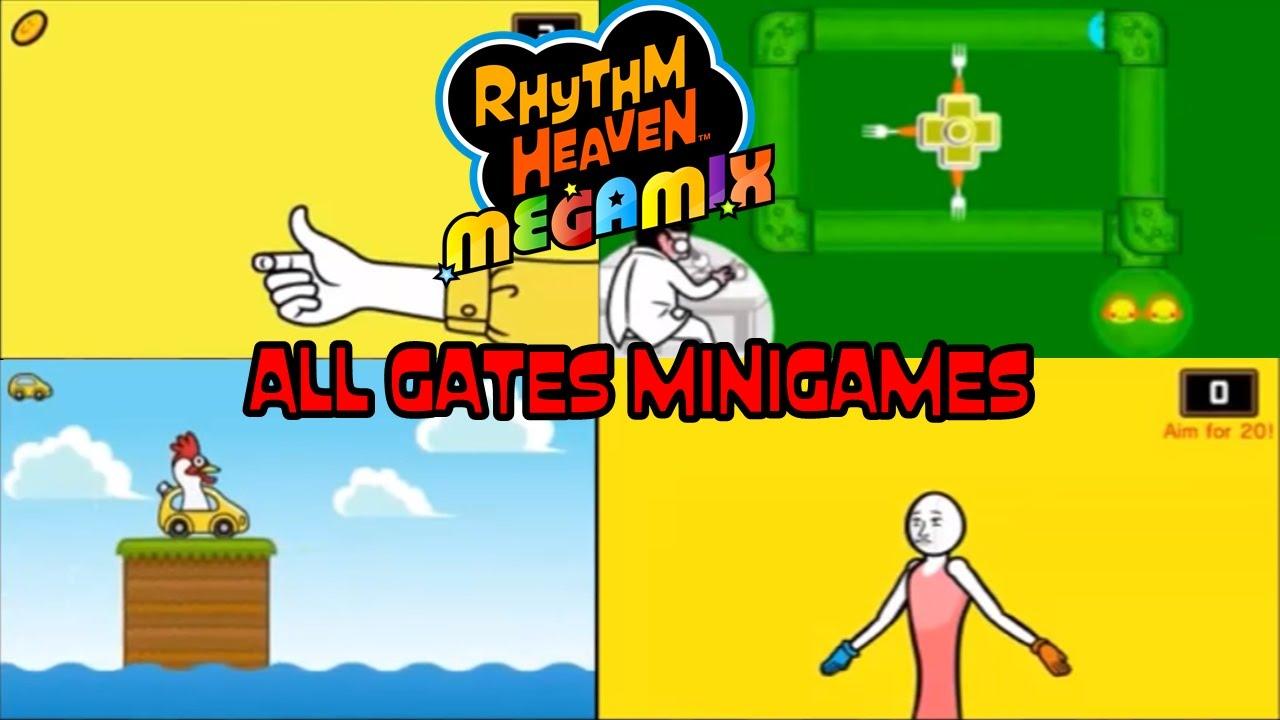 Rhythm Heaven Megamix Tibby