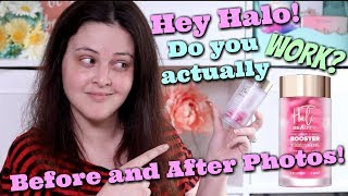 Halo Beauty Hair Skin Nails Booster! Let