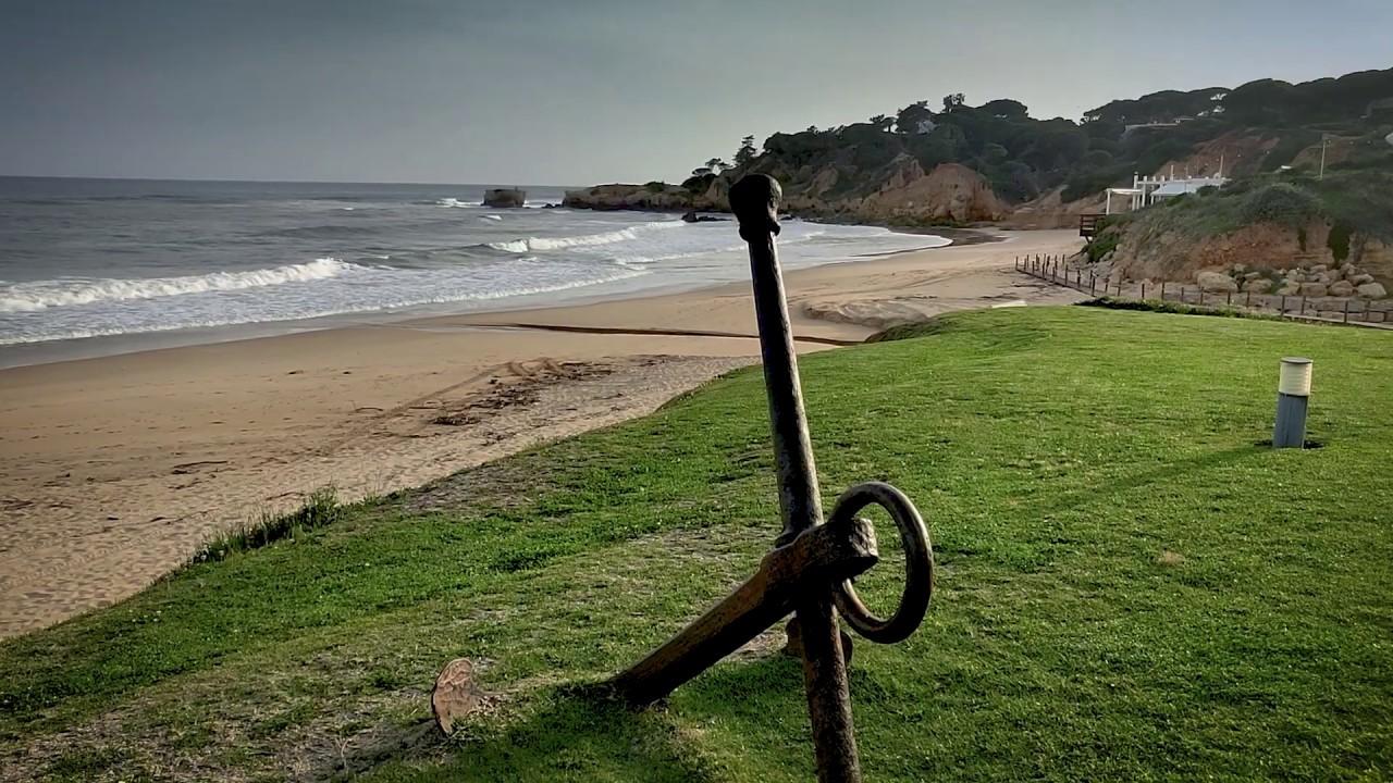 Albufeira - Praia Santa Eulalia in Coronatijd