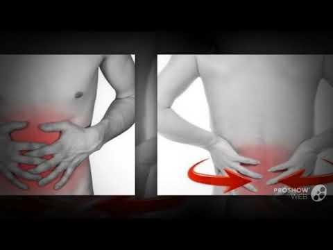 При раке желудка болит спина