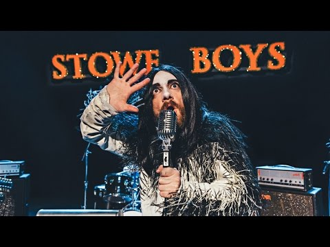 Stowe Boys - Brian Pern: A Life In Rock: Series 2 Episode 1 Preview - BBC Two