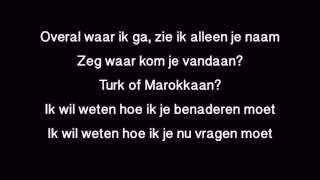 F1rstman & DJ YOUSS-F Ft Boef - Overal - LYRICS !