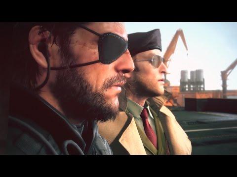 Metal Gear Solid V: The Phantom Pain Trailer - TGS 2014