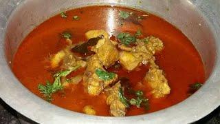 నాట్టుకోడి పులుసు ఇలా వండుకుంటే అదిరిపోతుంది| How to make Tasty Desi ( Naatukodi) curry