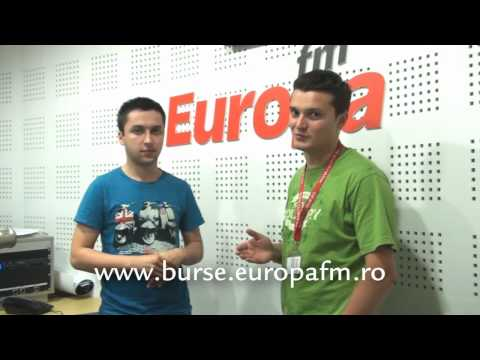 Stefan Mako de vorbă cu Toader Păun despre Bursele...