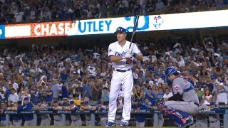 NYM@LAD Gm5: Familia retires pinch-hitter Utley