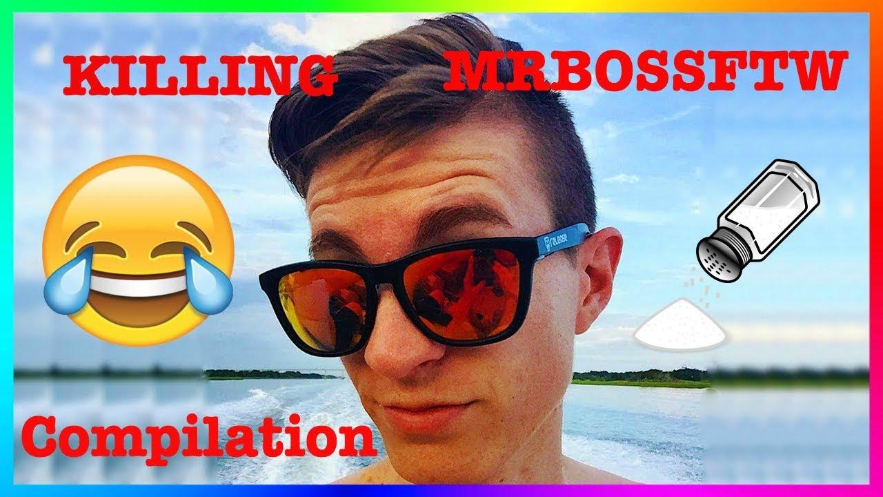 Download KILLING MRBOSSFTW ON LIVE STREAM COMPILATION