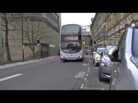 First Manchester  Buses around Manchester Victoria Station