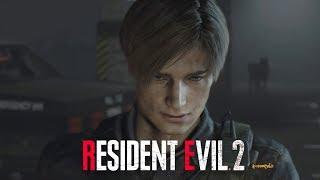 #3 Леон Слепое прохождение игры resident evil 2 remake