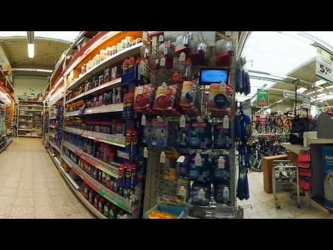 WD-40 at the POS. Experience the customer journey in 360° virtual reality.
